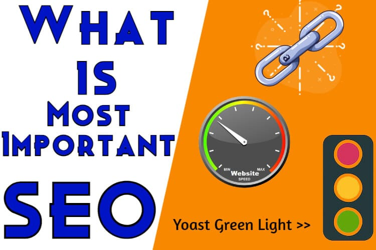What is Most important SEO